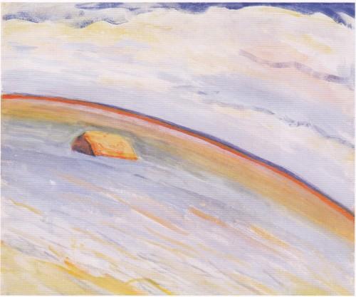 《干草の山》(1922)