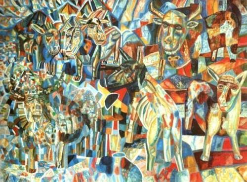 動物たち(1930)