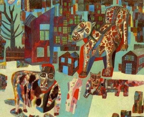 動物たち(1925-26)