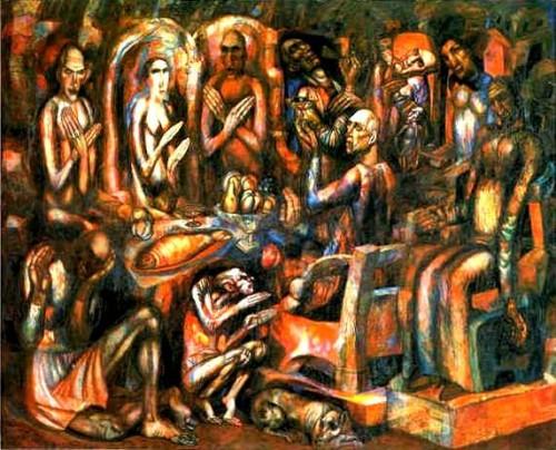 王たちの饗宴(1913)