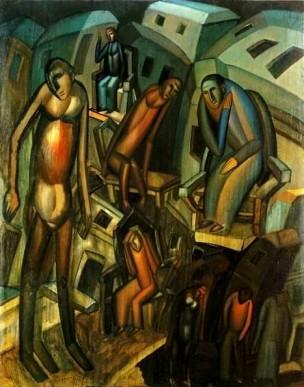 失うものがない者たち(1911-1912)